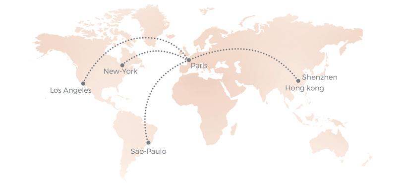 Map Cosmogen World